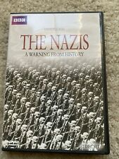 BBC pres: The Nazis: A Warning From History (2 DVDs) War Documentary