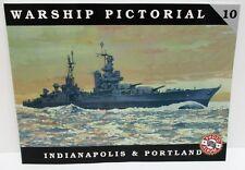 Classic Warships Publishing - Warship Pictorial 10 - Indianapolis & Portland
