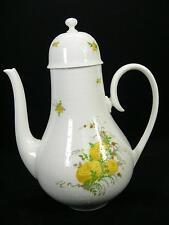 Rosenthal Romanze gelbe Blumen  Kaffeekanne 1,1l