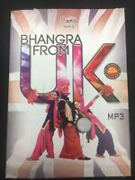 THE ULTIMATE BHANGRA COLLECTION, DJ COLLECTOR HARD DRIVE