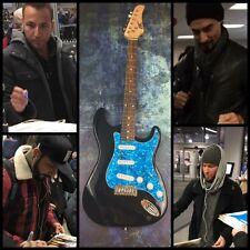 Gfa Nick Aj Howie Kevin Brian * Backstreet Boys * Signed Electric Guitar B1 Coa