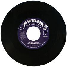 """CAROLYN FRANKLIN  """"SUNSHINE HOLIDAY""""   SO SOULFUL 70's SOUL MOVER"""