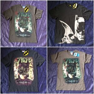 Official Licenced Batman Bat LOGO DC Comics TV Mens Womens Tee TShirt T-Shirt