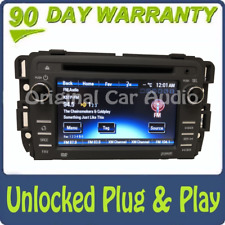 Unlocked 13-16 Chevrolet Enclave OEM Single CD Touch Screen DVD Radio Receiver