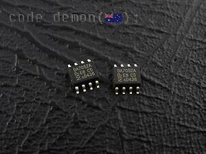 TDA7052A NXP SOIC-8 Audio Power Amplifier Mono IC (x2) - Arduino / AVR