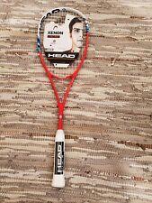 HEAD Graphene XT Xenon SB 120 Squash Racquet, Strung