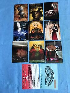 1995 Topps The X File Season 11 Trading Cards
