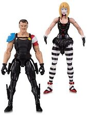 DC Collectibles Watchmen Doomsday Clock The Comedian and Marionette Figure Set