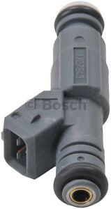 Fuel Injector V8 BOSCH 13641707843 For BMW E38 E39 E52 E53 540i 740i X5 98-03