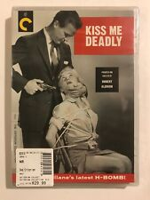 Kiss Me Deadly (Criterion Collection) [DVD] Black & White, Widescreen NEW SEALED