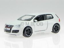 VW Golf 5 GTI Edition 30 white modelcar 43005 Bburago 1:32