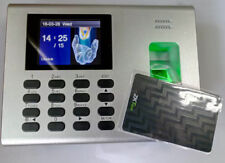 ZKteco Fingerprint Time Clock & Access Control Built in Battery with EM ID Card