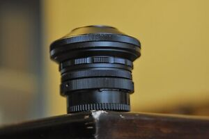 Spiratone 12mm F8  Nikon Ai  lens for Nikon Film and Nikon Digital SLR cameras