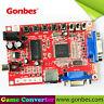 Gonbes GBS-8100 PC VGA to CGA (15kHz)/RGBS/AV/S-VIDEO MAME CRT TV Arcade Monitor