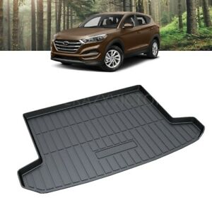 Heavy Duty Waterproof Cargo Rubber Mat Boot Liner for Hyundai Tucson 2015-2020