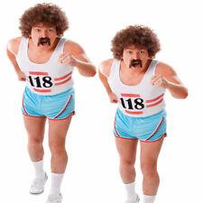 118 118 Course Homme 80s Cerf 1980s Marathon Costume Déguisement