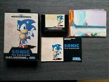 Vendo Sonic The Hedgehog para Sega Mega Drive