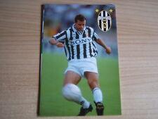 FOTO/CARTOLINA JUVENTUS=GIANLUCA PESSOTTO 1995/96=CM 15X10