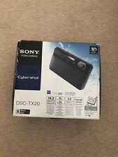 Sony Digital Camera Cyber- Shot DSC-TX20