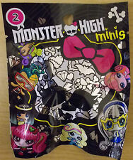 Monster High ~ Minis Doll Series 2 ~ Sealed Blind Bag