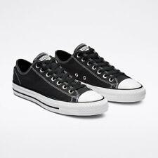 Cons Shoes CTAS PRO Low Canvas Black White Converse Skateboard Sneakers