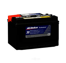 Battery Silver Acdelco Pro 40rps Fits Ford Escape