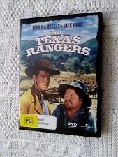 THE TEXAS RANGERS -DVD, R:2+4+5, VERY GOOD, FREE POST WITHIN ASUSTRALIA