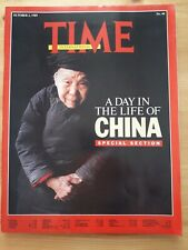 Time International October 2 1989 A day in the life of China