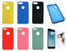 "Funda Carcasa Rigida Silicona Ultra Suave Para iPhone 7 Plus 7G+ 4G 5.5"""