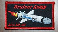 Patch -  AERONAVALE FLOTTILLE 21 F - 23 F- ATL2 - AM39 - Bruiser Away