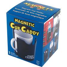 Work Magnetic Cup Caddy Vehicle Black Truck Car Coffee Holder Storage Auto Van