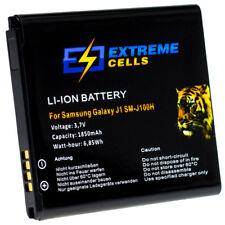 Extremecells  Akku für Samsung Galaxy J1 SM-J100H Batterie Battery Accu