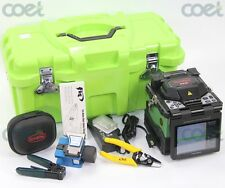 Komshine GX36 Fiber Optic Fusion Splicer,KFC-33 Cleaver,Wire Splicing Machine