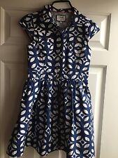 GIRL's JASPER CONRAN DRESS AGE 9 YEARS BRAND NEW  BEAUTIFUL!