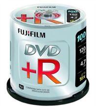 Fuji Fujifilm Vuoto DVD-R x 100 SPINDLE (4.7 GB 16X)