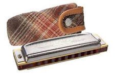 Hohner Collector's Edition Remaster Vol. 3 German Diatonic Harmonica in Key of C