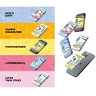 Thecoopidea Sanrio WELT Magnetic Card Wallet Magnet Snap-on Supported Cellphone