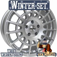 Calibre Winter Wheels with Tyres 5 Number of Studs