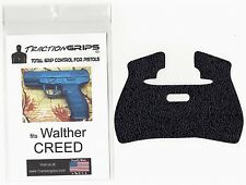 Tractiongrips textured rubber grip tape for Walther CREED pistol grips