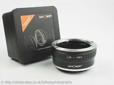 K&F Concept LR to NEX Adapter Leica R to Sony NEX (E-Mount) Adapter