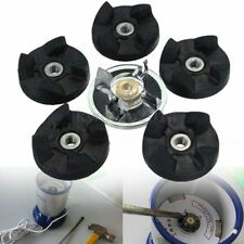 6PCS Replacement - 1 Drive Gear + 5 Rubber Gear Spare Part for Magic Bullet 250W