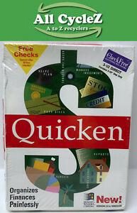 Intuit Quicken Version 2.0 for Windows NEW