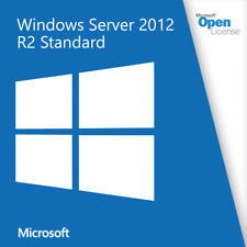 Microsoft Windows Server 2012 R2 Standard/Datacenter Edition+User/Device RDS Cal