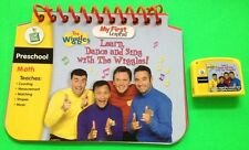 LeapFrog My First LeapPad Learn, Dance & Sing With the Wiggles Book & Cartridge