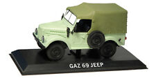 Gaz 69 Jeep - PRL Cars Gold Collection No. 19 - 1/43