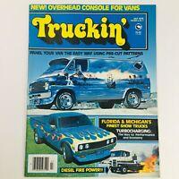 Truckin' Magazine July 1978 Vol 4 #7 Florida & Michigan's Finest Show Trucks