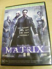 DVD - The Matrix - R4