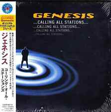 Genesis - Calling all Stations - Paper Sleeve CD