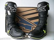 Axo Motocross Enduro Trail Boots 8 9 10 11 Rmz Kdx Kxf Yzf Xr Dr Exc Sxf Ec
