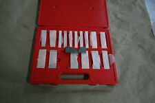 "17 PIECE  ANGLE BLOCK SET ""NEW"""